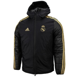 19-20 Real Madrid Winter Padded Jacket