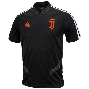 19-20 Juventus Training Jersey - Black