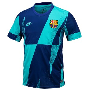 19-20  Barcelona DryFit Training Shirt