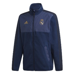 19-20 Real Madrid SSP Fleece Jacket