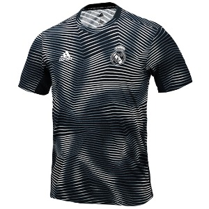 18-19 Real Madrid Pre-Match Jersey