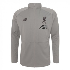 [해외][Order] 19-20 Liverpool Travel Knit Jacket - Grey