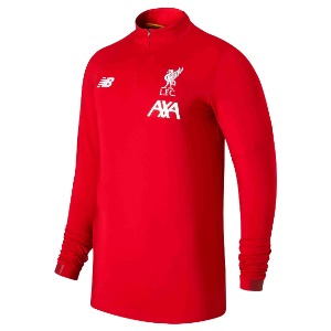 [해외][Order] 19-20 Liverpool On-Pitch Midlayer Top - Team Red