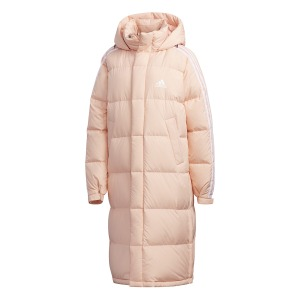3ST Long Parka - Pink