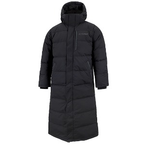 XPLR Down Bench Coat - Black