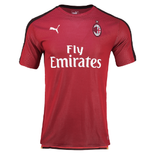 18-19 AC Milan Stadium Jersey - Red