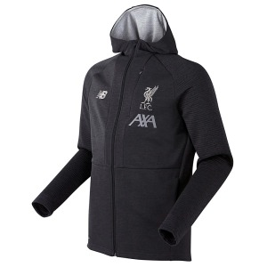 [해외][Order] 19-20 Liverpool Travel Full Zip Hoody - Phantom Marl