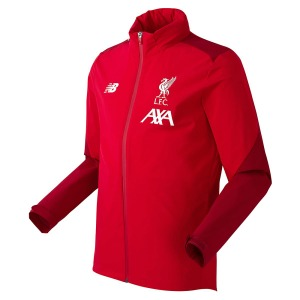 [해외][Order] 19-20 Liverpool Base Storm Jacket - Team Red