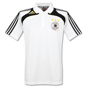 08-09 Germany Polo Shirt