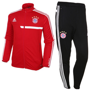 13-14 Bayern Munchen Boys Training Suit   - KIDS