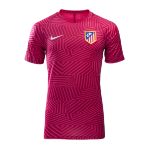 [해외][Order] 16-17 Atletico(AT) Madrid Squad Pre Match Top - Fuchsia Flux
