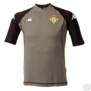 04-06 Real Betis Away S/S  Size:L 17.Joaquin