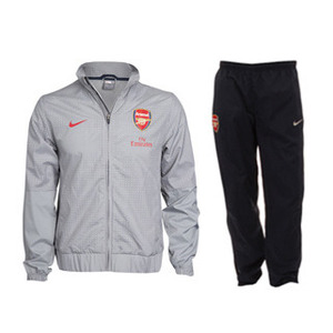 09-10 Arsenal Woven Warmup Suit